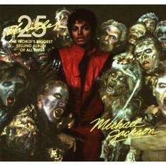 Thriller: 25th Anniversary Edition CD + DVD (Hardbook Cover) - £3.99 delivered @ Amazon