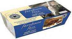 Farmhouse Fare Luxury Sticky Toffee Pudding (500g) was £3.50 now £2.00 @ Tesco