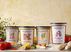 Glorious Skinny Soups for £1 @ Morrisions