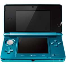 Nintendo 3DS Console Plus Game - £199.99 (with code) @ HMV