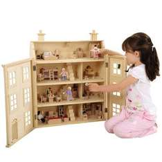 Dolls House With 100 Pieces - £49.99 @ Toys R Us