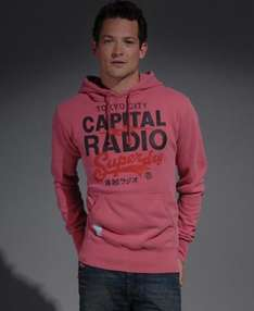 20% off selected Superdry hoods @ Cult