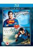 Superman & Superman Returns On Blu-ray (2 Discs) - £8.93 @ Asda Entertainment