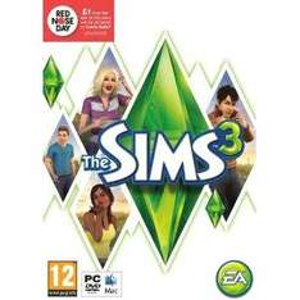 Sims 3 For PC/Mac - £17.99 @ Amazon