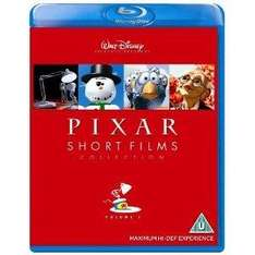 The Pixar Short Films Collection (Blu-ray) - £10.49 @ Amazon