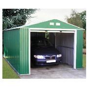 12ft X 20ft Olympian Garage - £1,599 Delivered To Your Door @ Tesco Direct