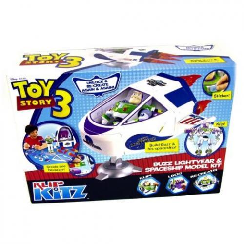 Disney Toy Story Buzz Lightyear & Spaceship Model Kit - £6 *Instore* @ Sainsburys