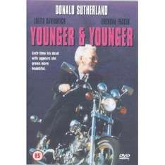 Donald Sutherland Young & Younger (DVD) - £1 @ Amazon