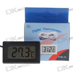 Indoor / Outdoor Thermometer - Only £1.80 Delivered @ Deal Extreme