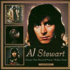 Al Stewart - Orange / Past Present and Future / Modern Times (2 CD) - £6.05 @ Amazon