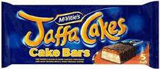 McVitie's Jaffa Cake Bars - 5 pack 60p at Tesco