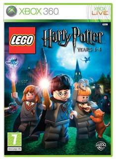 Lego Harry Potter: Years 1-4 (Xbox 360) (PS3) (Wii) - £14.99 @ Sainsburys (Instore)