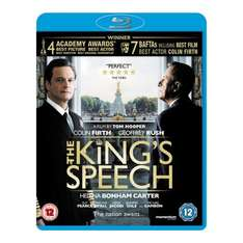 *PRE ORDER* The King's Speech (2010) (Blu-ray) - £12.97 @ Amazon & Asda Entertainment