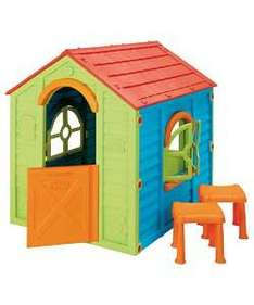 Keter Rancho Childrens Play House - Half Price - £44.99 & £8.95 Delivery @ Argos