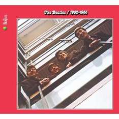 The Beatles: 1962-1966 (The Red Album) (Remastered, Double CD) & 1967-1970 (The Blue Album) (Remastered, Double CD) - £5.99 Each @ Amazon