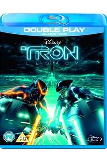 *PRE ORDER* Tron Legacy - Double Play (Blu-ray + DVD) - £13.99 @ Play
