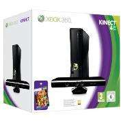 XBOX 360 4GB with Kinect & Kinect Adventures @ Tesco Direct 189.20