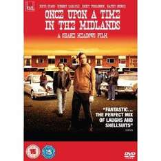 Once Upon A Time In The Midlands (Shane Meadows) (DVD) - £2.86 @ Shopto