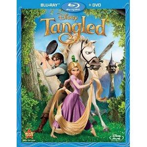 *PRE ORDER* Disney Tangled & Snow White Box Set (Blu-ray) (2 Disc) - £17.99 @ Amazon