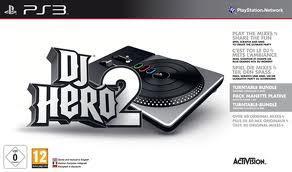 DJ Hero 2 With Turnable Controller & DJ Hero 1 For Xbox 360 - £39.99 @ Amazon & PS3 - £39.99 @ Play