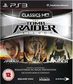 Tomb Raider Trilogy (PS3) - £16.99 @ Base