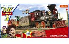 Hornby Toy Story 3 Electric Train Set - £33.24 Delivered @ The Toy Shop
