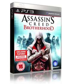 Assassin's Creed Brotherhood With Exclusive Content (PS3) - £19.85 @ Shopto