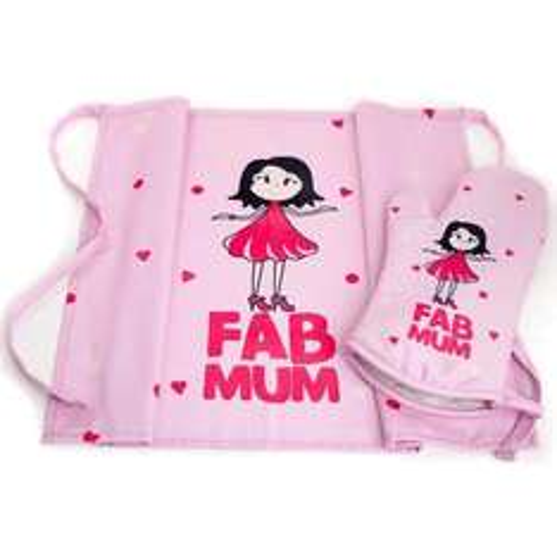 Best Mum or Fab Mum Apron And Oven Glove - £1 each, Fab Mum Socks £1, Best Mum Washing Up Gloves £1, Gift Bag & Card £1, Loads Smellies, Chocs etc at Poundland