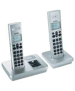 BINATONE STYLE 1820 TELEPHONE WITH ANSWER MACHINE TWIN £16.99 Delivered@Argos/Ebay