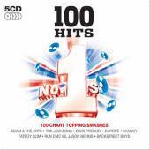 Various - 100 Hits - No. 1s (5 CD Boxset) £1.99 delivered @ Play