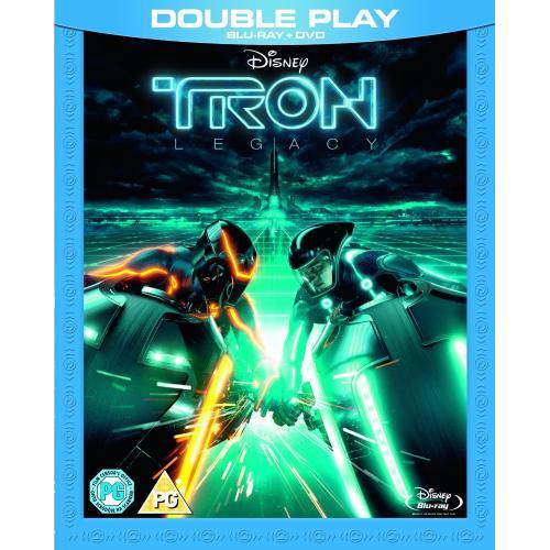 *PRE ORDER*  Tron Legacy (2010) - Double Play (Blu-ray + DVD) - £13.93 @ Amazon & Asda Entertainment