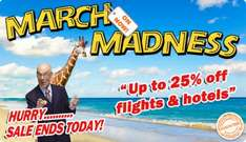 Return Flights Glasgow Prestwick to Fuerteventura 13th May - £48 @ Travel Republic