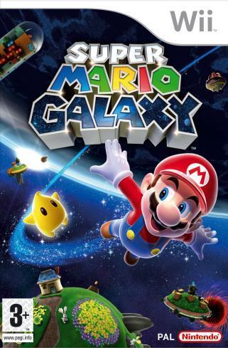 Super Mario Galaxy For Nintendo Wii - £19.85 Delivered @ Shopto