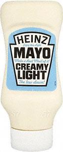 Heinz Top Down Light Mayonnaise (445g) was £1.79 half price 89p @ Nisa