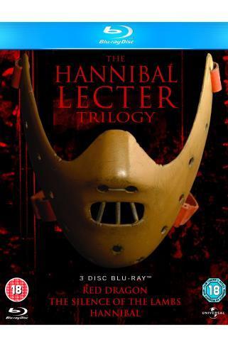 Hannibal Lecter Trilogy On Blu-ray (3 Discs) - £16.85 Delivered @ Zavvi