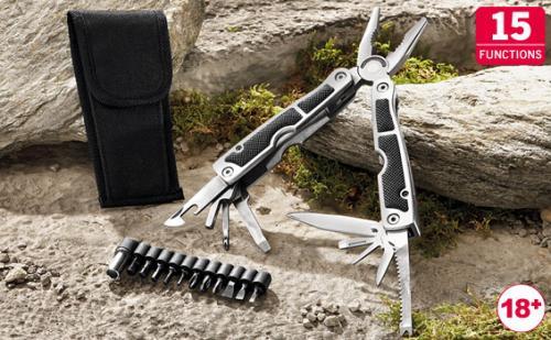 Multi-tool - 15 Functions - £4.99 @ Lidl