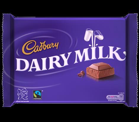 Cadbury Dairy Milk 400g - £2 @ Co-op