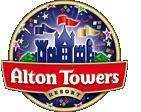 2 Days Admission To Alton Towers Plus Black Eyed Peas Concert - £80 @ Alton Towers