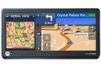 Motorola MotoNav (Satnav) Bluetooth TN760T - £50 @ Orange Accesories