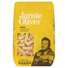 Jamie oliver fusilli pasta bronze die 500g 50p instore at co-operative