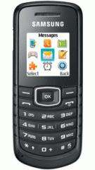 Orange Wednesday Sim, £10 Credit + Samsung E1080 Black - £10.01 @ One Stop Phone Shop