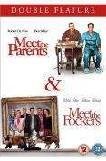 2 Film Box Set: Meet The Parents / Meet The Fockers (DVD) (2 Disc) - £2.99 @ Play