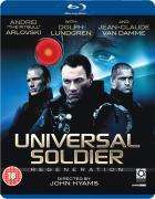 Universal Soldier Regeneration (Blu-ray) - £4.01 (with code) @ The Hut