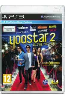 Yoostar 2: For PS3 (PlayStation Move) & Xbox 360 (Kinect) - £17.99 @ Play