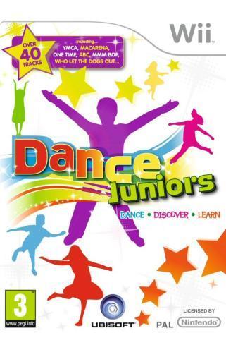 Dance Juniors For Nintendo Wii - £12.99 @ Play