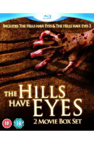 2 Film Box Set: The Hills Have Eyes 1 & 2 (Blu-ray) - £9.99 @ Play