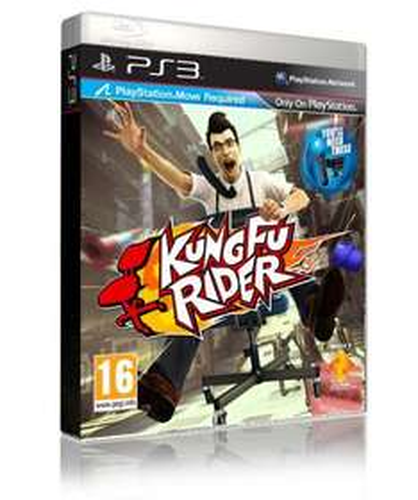 Kung Fu Rider (Move Compatible) (PS3) - £14.86 @ Shopto