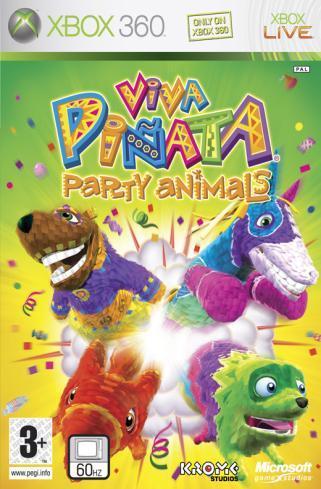 Viva Pinata Party Animals For Xbox 360 - £3.99 @ Play