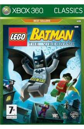 Lego Batman: (classics) For Xbox 360 - £7.99 @ Play