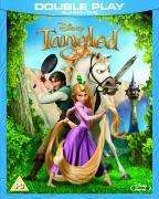 *PRE ORDER* Tangled - Double Play (Blu-ray + DVD) - £14.35 (with code) @ The Hut